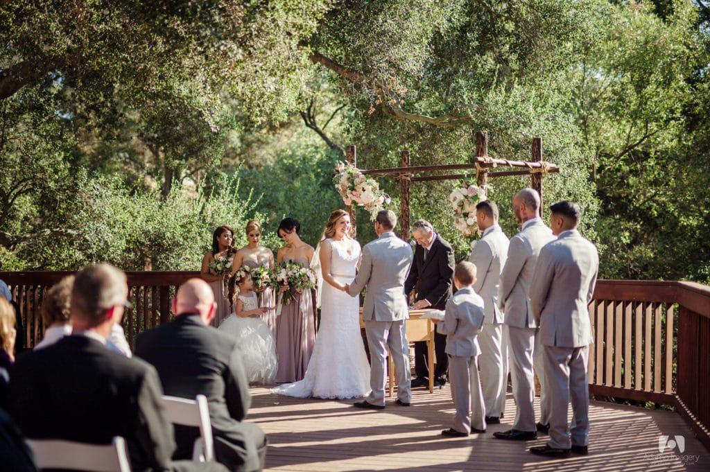 The 1909 Topanga Wedding