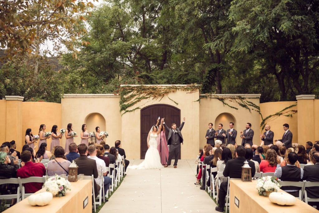 Los Robles Greens Wedding in Thousand Oaks