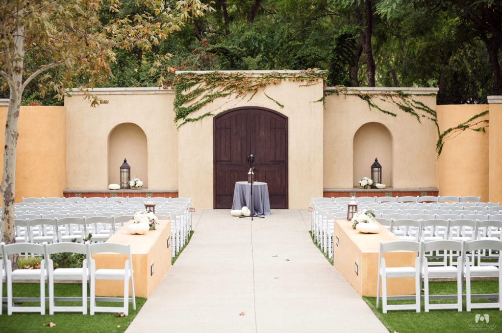 Gardens at Los Robles Wedding