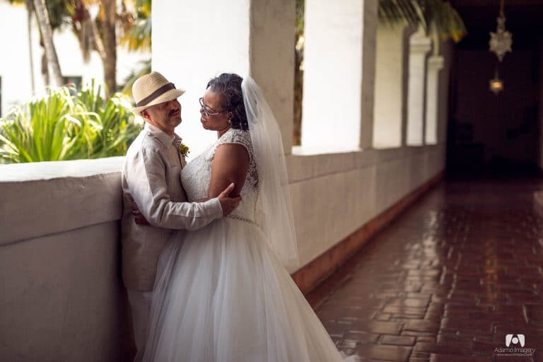 Sneak Peek: Joseph & Veronica | Santa Barbara Courthouse Mural Room Wedding