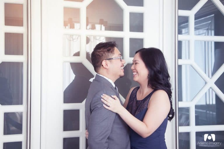 Sneak Peek! Betty & Rob's Engagement Session | Viceroy Santa Monica
