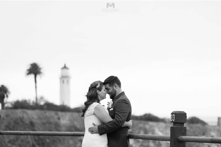 Jordan & Ashley | Point Vicente Interpretive Center Wedding