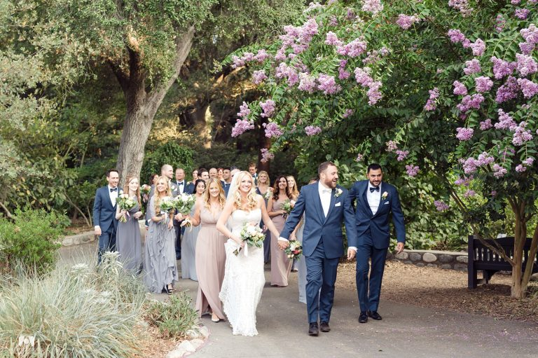 Jared & Hillary | Descanso Gardens Wedding