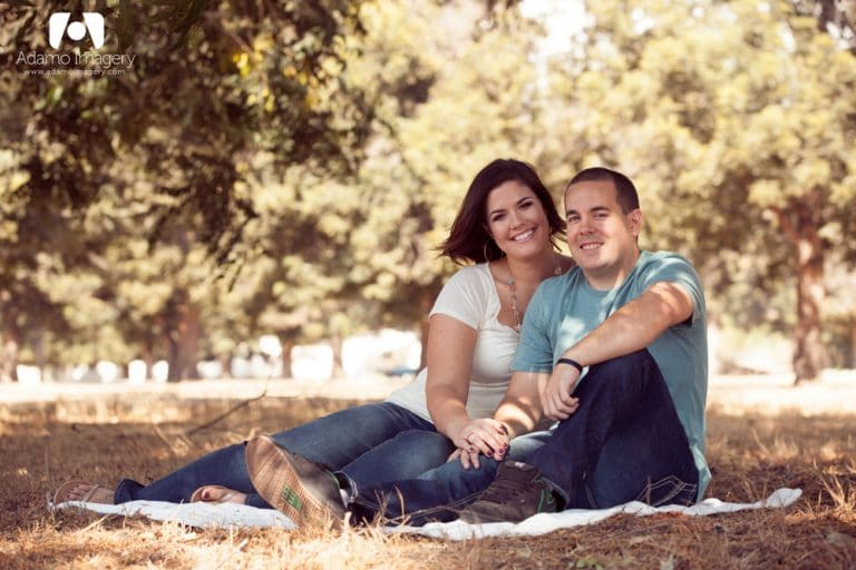 Jamie & Jeff Engagement Session | Riverside, CA