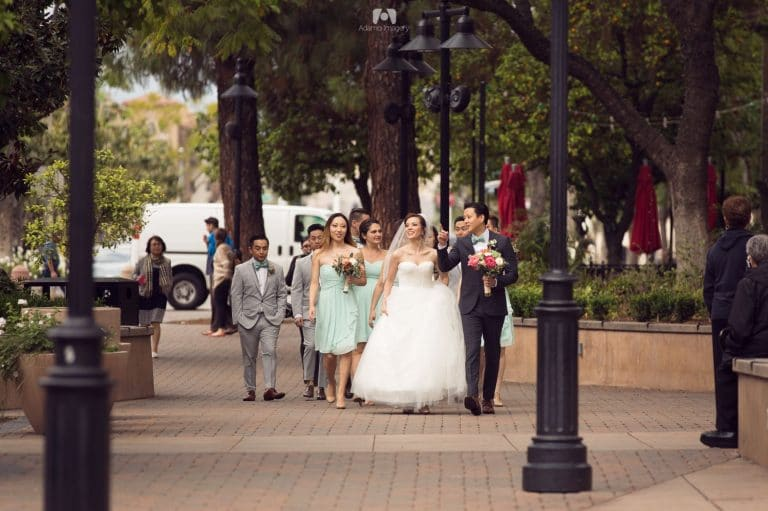 Eugene & Melissa | Riverside Art Museum Wedding