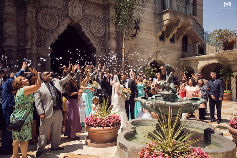 Sneak Peek: Luis & Adriana | Riverside Mission Inn Wedding