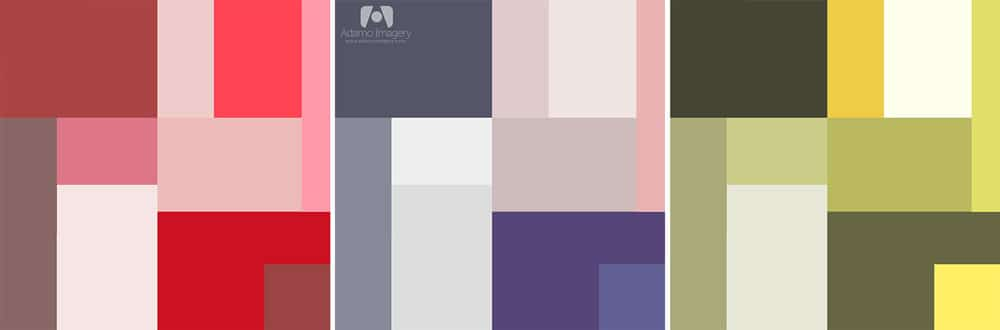 Color Swatches for Your Wedding