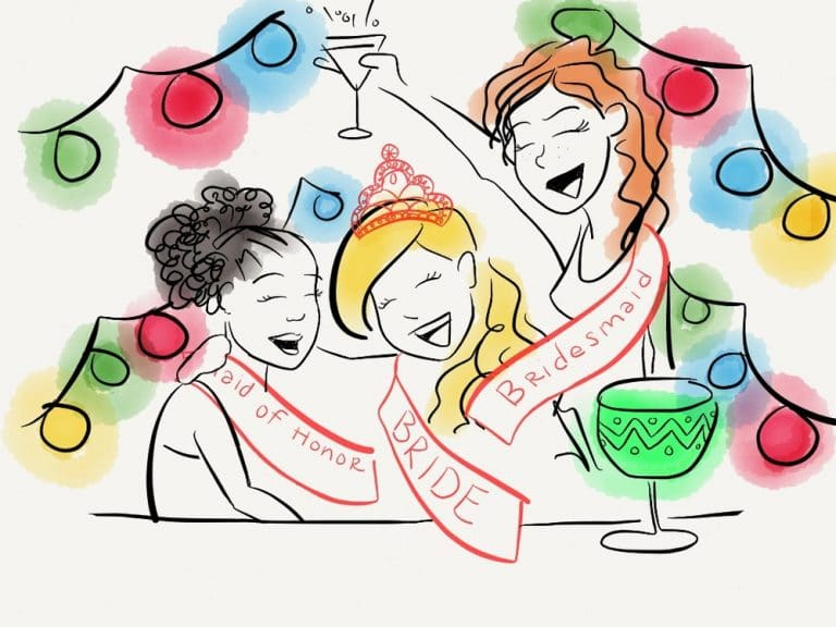 How to Throw a Bachelorette Party
