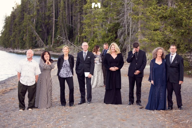 Keith & Jami | Yellowstone National Park Elopement