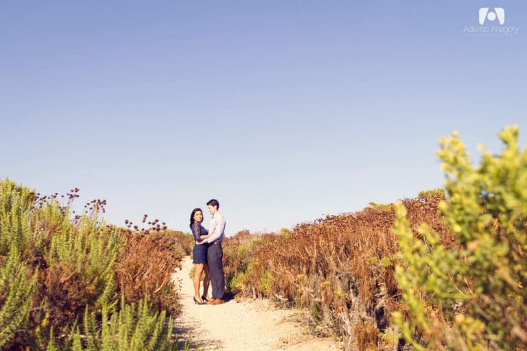 Sneak Peek: Malte & Janeane | Point Dume Engagement Photography