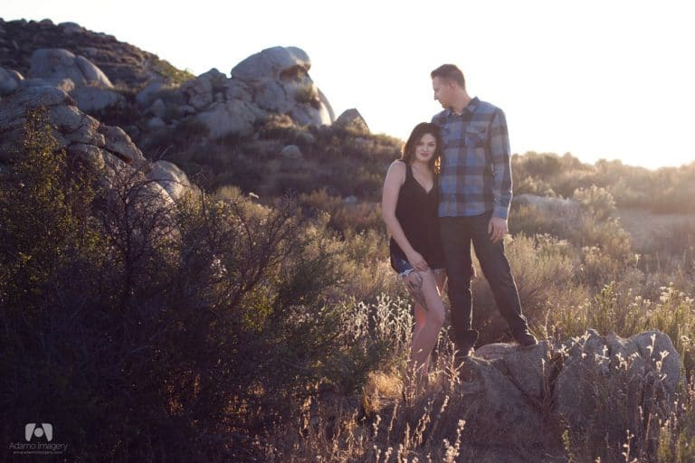 Sneak Peek: Keith & Jami | Menifee Engagement Session